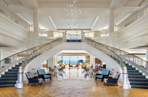 Loews Coronado Lobby