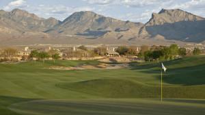 TPC Las Vegas - Hole 1